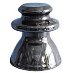 изолятор фарфоровый для открытой проводки - фото