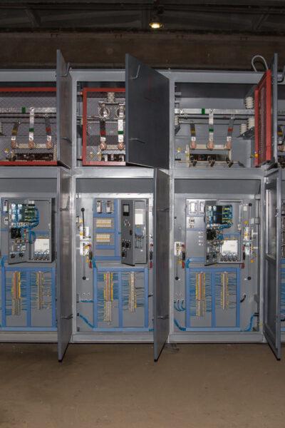 Комплектные распределительные  устройства КРУ-6(10) купить